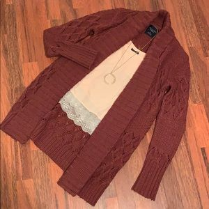 American Eagle Cardigan Sweater